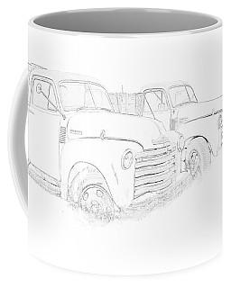 Junkyard Finds Coffee Mug