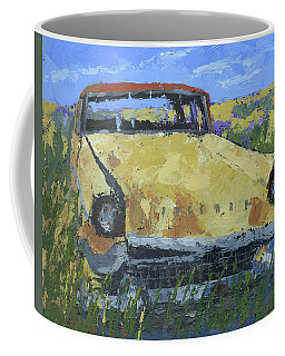 Junkyard Packard Coffee Mug