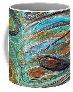Jupiter Explored - An Abstract Interpretation Of The Giant Planet Coffee Mug