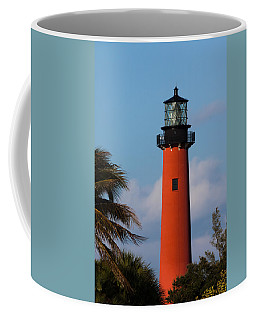 Jupiter Inlet Lighthouse Coffee Mug