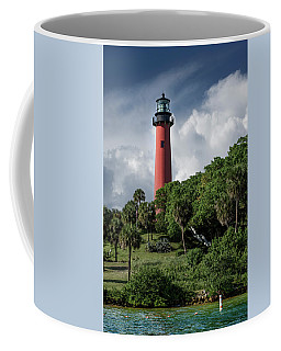 Jupiter Inlet Lighthouse Coffee Mug