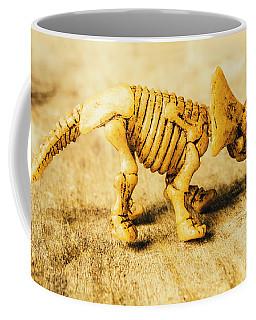 Jurassic Toy Triceratops Coffee Mug