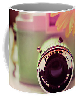 Just A Dreamer  Coffee Mug by Terry DeLuco