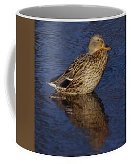 Just A Duck Coffee Mug