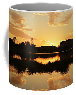 Just A Few Minutes Later Sunset Coffee Mug