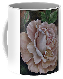 Just A Rose Coffee Mug by Katia Aho