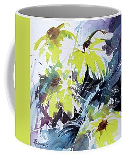 Just A Splash Of Yellow Coffee Mug