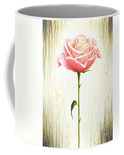 Coffee Mug featuring the drawing Just Another Common Beauty by Danielle R T Haney
