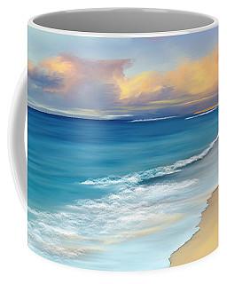 Just Beachy Coffee Mug