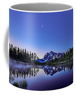 Coffee Mug featuring the photograph Just Before The Day by Jon Glaser