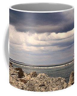 Just Before The Storm Coffee Mug