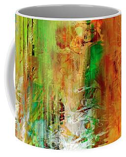 Just Being - Abstract Art Coffee Mug