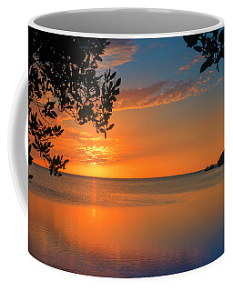 Just Beyond The Window Coffee Mug