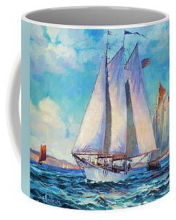 Just Breezin' Coffee Mug