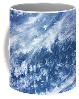 Coffee Mug featuring the photograph Just Clouds And Sky by Kristin Elmquist