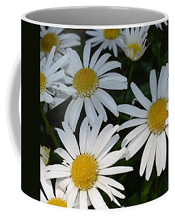Just Daises Coffee Mug