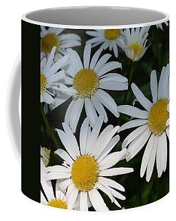 Just Daises Coffee Mug