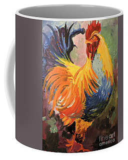 Just Don't Call Me Chicken Coffee Mug