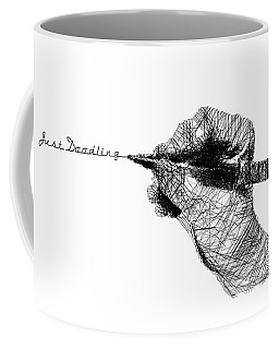 Just Doodling Coffee Mug