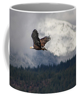 Just Got Here Coffee Mug