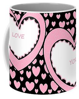 Just Hearts 2 Coffee Mug