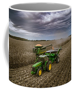 Just In Time Coffee Mug