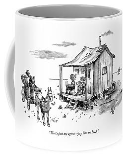 Just My Agent Coffee Mug