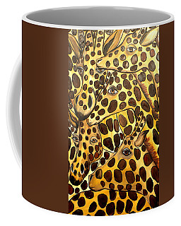 Just Out Of Reach Coffee Mug