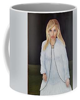 Just Posing Coffee Mug
