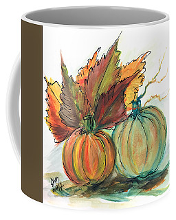 Just Pumpkins Coffee Mug