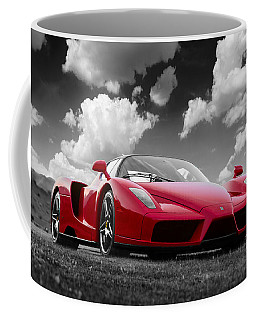 Just Red 1 2002 Enzo Ferrari Coffee Mug