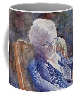 Just Resting My Eyes Coffee Mug
