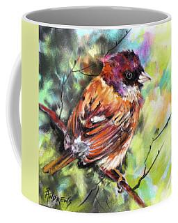 Just Resting Coffee Mug by Rae Andrews