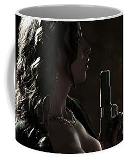 Just Shot That 45 Coffee Mug