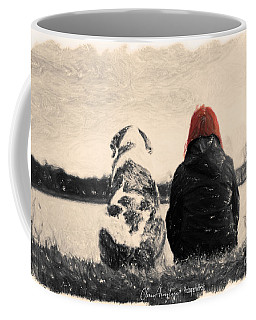 Just Sitting In The Morning Sun Coffee Mug