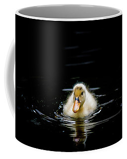 Just Swimming Coffee Mug