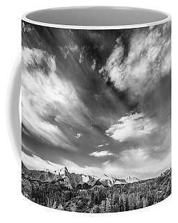 Just The Clouds Coffee Mug by Jon Glaser