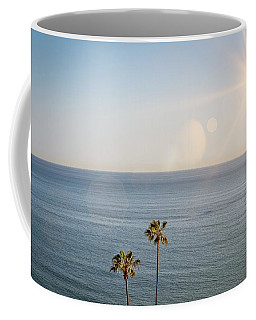 Coffee Mug featuring the photograph Just The Two Of Us by Alison Frank