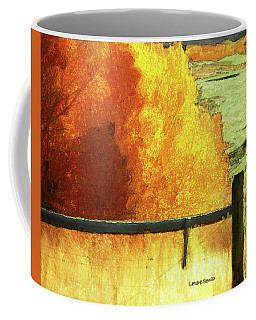 Just The Way It Is Coffee Mug by Lenore Senior