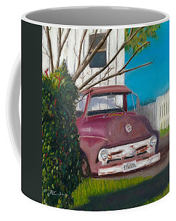 Just Up The Road Coffee Mug