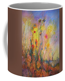 Just Weeds Coffee Mug by Mary Schiros
