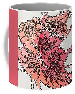 Just Wing It Coffee Mug by Jan Steinle
