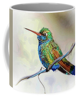Justa Swaying In The Breeze Coffee Mug