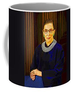 Justice Ginsburg Coffee Mug