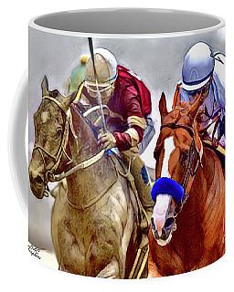 Justify In The Lead Coffee Mug