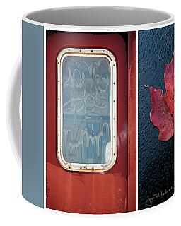 Juxtae #14 Coffee Mug