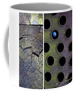 Juxtae #58 Coffee Mug