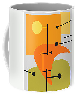 Juxtaposing Thoughts Coffee Mug