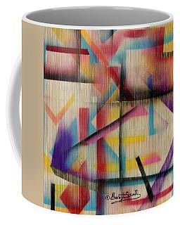 Juxtaposition - A Coffee Mug