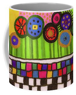 Juxtaposition In Color Coffee Mug